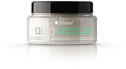 Парфюмерия и Козметика Едрозърнеста сол от Мъртво море - Silcare Quin Dead Sea Salt