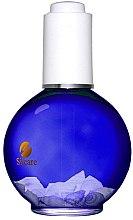 Парфюмерия и Козметика Масло за нокти и кожички - Silcare Olive Shells Vanilla Sky Blue