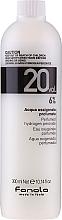 Парфюмерия и Козметика Емулсионен окислител - Fanola Acqua Ossigenata Perfumed Hydrogen Peroxide Hair Oxidant 20vol 6%