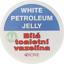 Парфюмерия и Козметика Бял вазелен - Bione Cosmetics White Vaseline