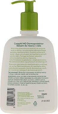 Хидратиращ лосион за лице и тяло - Cetaphil MD Dermoprotektor — снимка N2