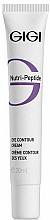 Парфюмерия и Козметика Крем за околоочен контур - Gigi Nutri-Peptide Eye Contour Cream