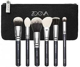 Парфюми, Парфюмерия, козметика Комплект четки за грим, 6 бр - Zoeva Classic Face Set