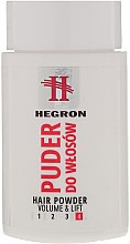 Парфюми, Парфюмерия, козметика Пудра за обем на косата - Hegron Hair Powder Volume&Lift