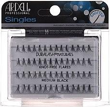 Парфюмерия и Козметика Мигли на снопчета - Ardell Singles Medium