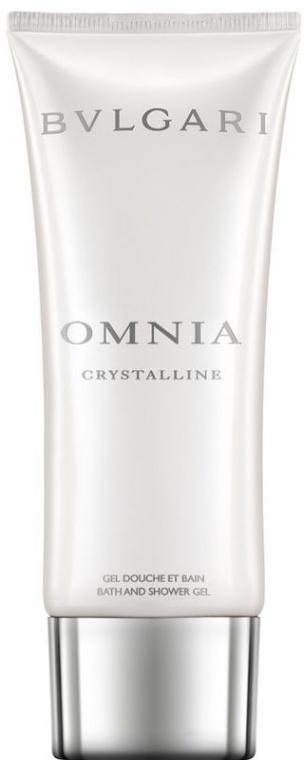 Bvlgari Omnia Crystalline - Гел за вана и душ — снимка N1