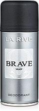 Парфюми, Парфюмерия, козметика La Rive Brave Man - Мъжки парфюмен дезодорант