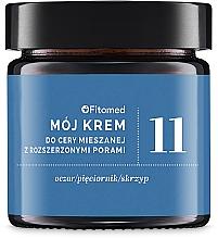 Парфюмерия и Козметика Билков крем - Fitomed Herbal Cream Nr11