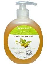 Парфюмерия и Козметика Дълбоко почистващ течен сапун за ръце - Bentley Organic Body Care Deep Cleansing Handwash