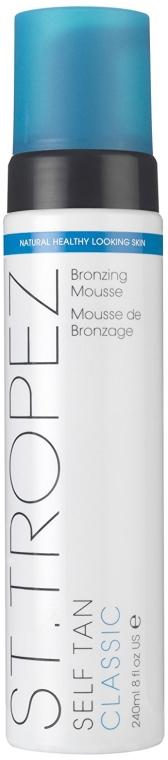Мус за тяло - St. Tropez Self Tan Classic Bronzing Mousse