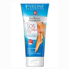 Парфюми, Парфюмерия, козметика Крем за напукани пети - Eveline Cosmetics Foot Therapy Professional