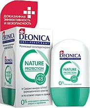 Парфюми, Парфюмерия, козметика Рол-он антиперспирант - Deonica Nature Protection