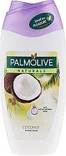 Парфюми, Парфюмерия, козметика Мляко за душ - Palmolive Naturals Pampering Touch Shower Milk