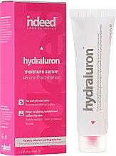 Парфюми, Парфюмерия, козметика Интензивно хидратиращ серум за лице - Indeed Brand Hydraluron Moisturizing Serum
