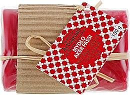 Парфюми, Парфюмерия, козметика Натурален сапун с екстракт от макови лестенца - Beaute Marrakech Natural Argan Handmade Soap