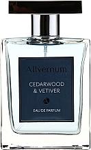 Парфюмерия и Козметика Allvernum Cedarwood & Vetiver - Парфюмна вода (тестер с капачка)