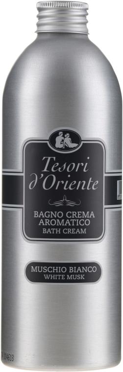 Tesori d`Oriente White Musk - Крем за душ