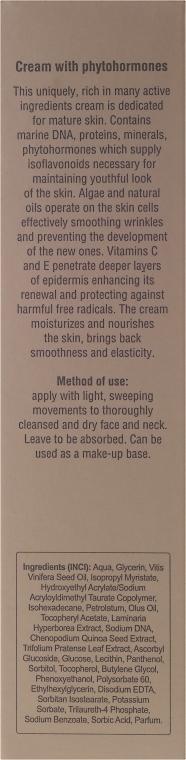 Крем за лице с фитохормони - Ava Laboratorium Beauty Home Care Cream With Phytohormones — снимка N3