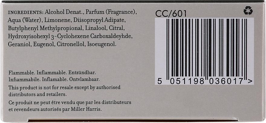 Miller Harris Citron Citron - Парфюмна вода — снимка N3