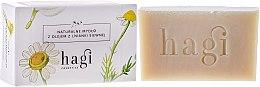 Парфюми, Парфюмерия, козметика Натурален сапун с масло от семена - Hagi Soap