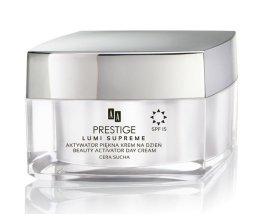 Парфюмерия и Козметика Дневен крем за суха кожа - AA Prestige Lumi Supreme Day Cream SPF15