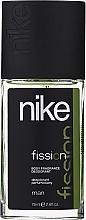 Парфюмерия и Козметика Nike Fission Men - Парфюмен дезодорант спрей