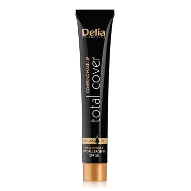 Фон дьо тен със силно плътно покритие - Delia Total Cover