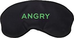 Парфюмерия и Козметика Маска за сън - Revolution Skincare Angry Mood Soothing Sleeping Eye Mask