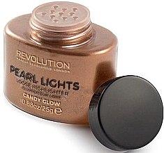 Парфюмерия и Козметика Пудра хайлайтър за лице - Makeup Revolution Pearl Lights Loose Highlighter