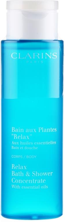 Пяна за вана - Clarins Relax Bath & Shower Concentrate — снимка N2
