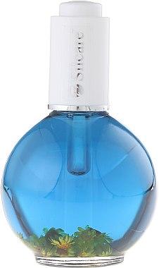 Масло за нокти и кожички с цветя - Silcare Coconut Sea Blue