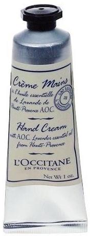 Крем за ръце - L'Occitane en Provence Lavender Hand Cream — снимка N1