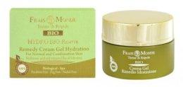 Парфюми, Парфюмерия, козметика Крем-гел за лице - Frais Monde Hydro Bio-Reserve Remedy Cream Gel Hydration