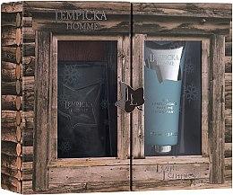 Парфюмерия и Козметика Lolita Lempicka Homme - Комплект (тоалетна вода/100ml + гел за след бръснене/75ml)