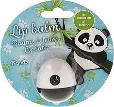 Парфюми, Парфюмерия, козметика Балсам за устни - Cosmetic 2K Animal Lip Balm Panda Vanilla
