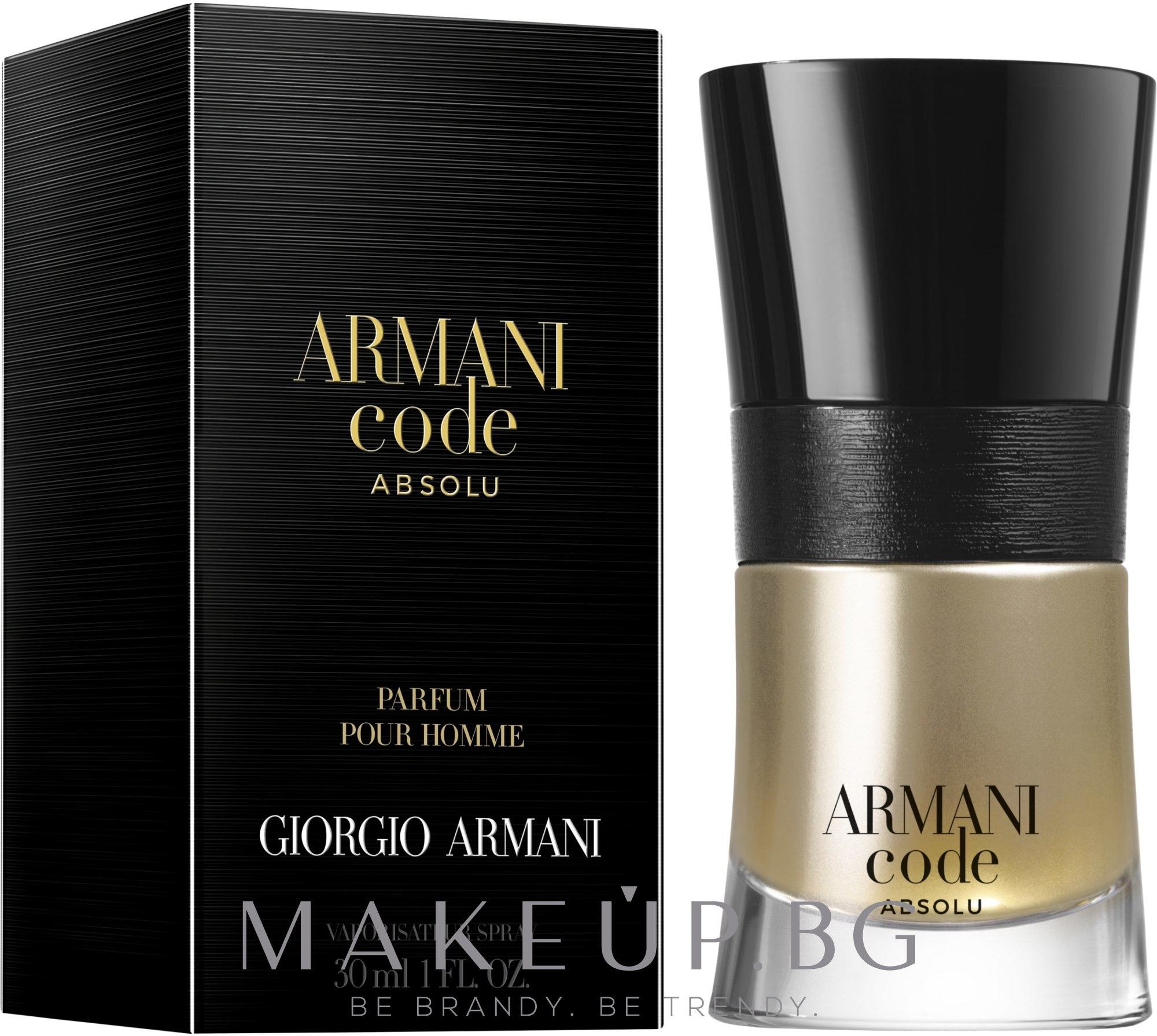 Giorgio Armani Code Absolu - Парфюм — снимка 30 ml