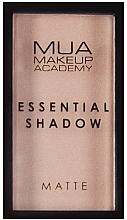 Парфюмерия и Козметика Сенки за очи - MUA Essential Shadow Matte
