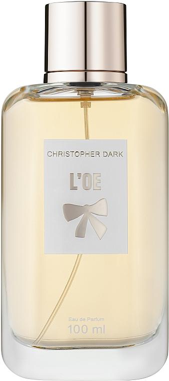 Christopher Dark L'oe - Парфюмна вода