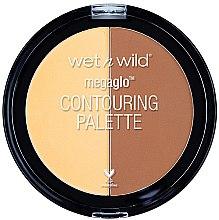 Парфюмерия и Козметика Палитра контури за лице - Wet N Wild MegaGlo Contouring Palette