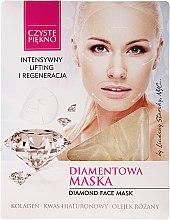 "Парфюмерия и Козметика Маска за лице ""Диамант"" - Czyste Piekno Diamond Face Mask"