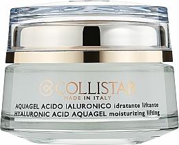Парфюмерия и Козметика Хидратиращ лифтинг аква гел за лице с хиалуронова киселина - Collistar Pure Actives Moisturizing Acid Aqua Gel (тестер)