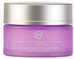 Парфюмерия и Козметика Стягащ дневен и нощен крем за лице с колаген - Innossence Innolift Day And Night Firming Cream