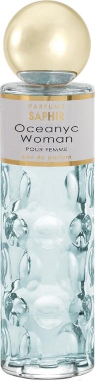 Saphir Parfums Oceanyc Women - Парфюмна вода (тестер с капачка)