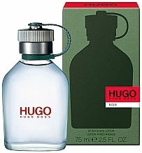 Hugo Boss Hugo men - Лосион след бръснене — снимка N1