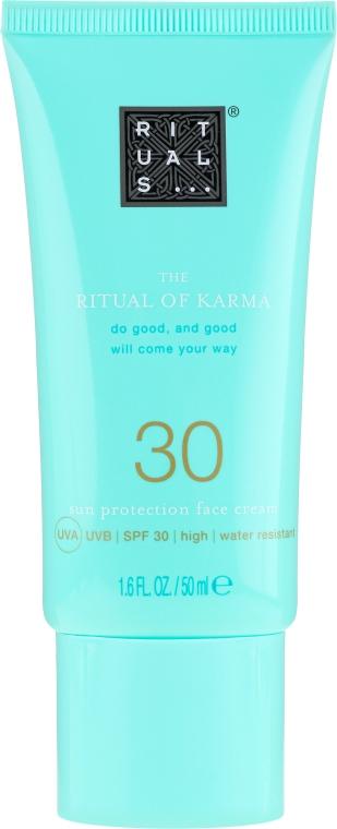 Крем за лице SPF 30 - Rituals The Ritual of Karma Sun Protection Face Cream 30 — снимка N2