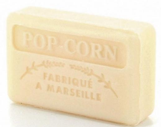Марсилски сапун с пуканки - Foufour Savonnette Marseillaise Pop-Corn — снимка N2