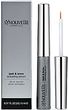 Парфюми, Парфюмерия, козметика Серум за мигли и вежди - Synouvelle Cosmectics Lash & Brow Activating Serum