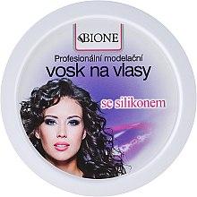 Парфюмерия и Козметика Вакса за коса - Bione Cosmetics Professional Hair Wax Silicone