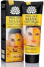 Парфюмерия и Козметика Маска със злато и колаген - Peel Off Mask Gold Collagen