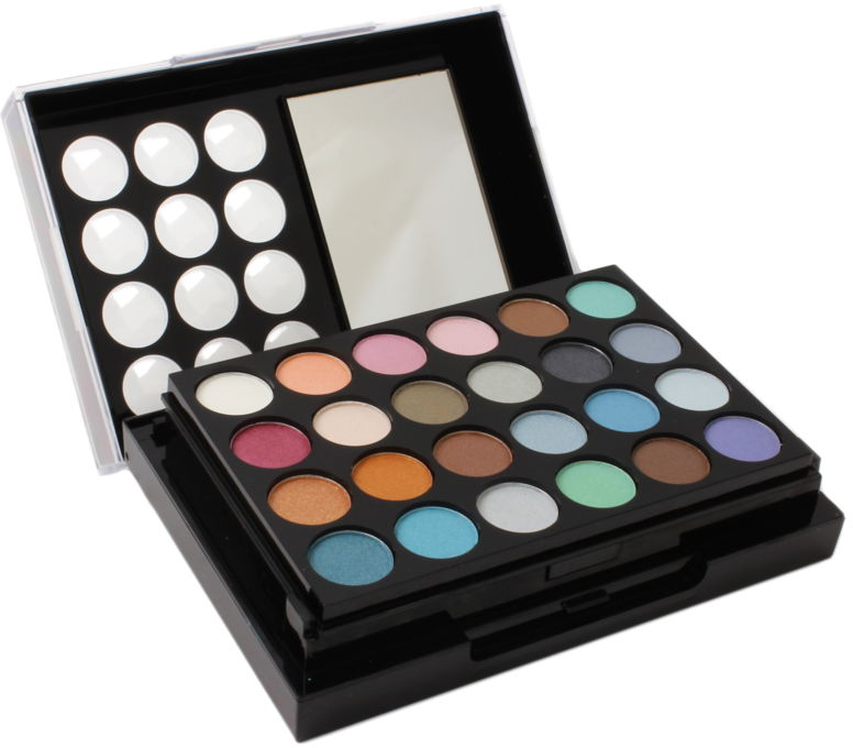 Комплект за грим - Makeup Trading Palette Urban Beauty Case Cosmetic Set Travel All You Need to Go